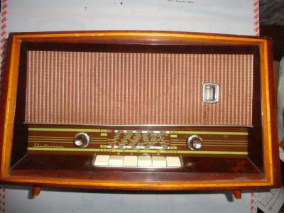 Aparat radio Carmen 3 ( S-632 A) foto