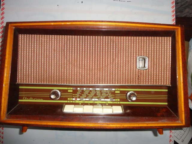 Aparat radio Carmen 3 ( S-632 A)