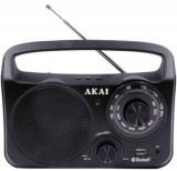 Boxa akai apr-85bt portable radio bt & usb portable radio with bt and usb reader