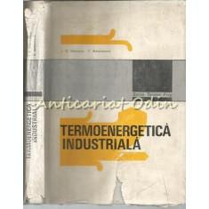 Termoenergetica Industriala - Ioan D. Stancescu, Victor Athanasovici