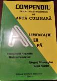 COMPENDIU  TEHNO -GASTRONOMIC   DE ARTA CULINARA