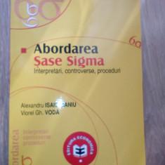 Isaic Maniu Voda Abordare sase six sigma Interpretari controverse proceduri
