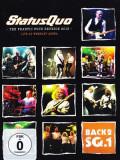 STATUS QUO Back2sq1 Live At Wembley (dvd)