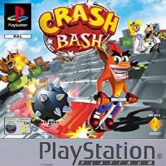 CRASH BANDICOOT BASH PLATINUM  - PS1 [Second hand], Single player, Actiune, 12+
