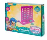 Joc De Societate Pentru Copii 4 In Linie Saica 2632 Shimmer And Shine