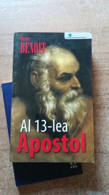 Al 13-lea apostol – Benoit foto