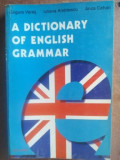 A dictionary of english grammar- Grigore Veres, Iuliana Andricescu