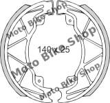 MBS Set saboti frana Piaggio Liberty 4t-Sport-Eu 3 125 '06-'08, Cod Produs: 225120420RM