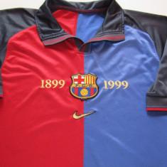 Tricou NIKE (vechi) fotbal-FC BARCELONA (jucatorul GUARDIOLA nr.4)