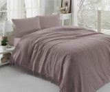 Cuvertura Pique Vulsky Lilac 220x240 cm