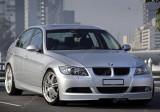 Prelungire flapsuri splittere tuning sport bara fata BMW E90 E91 Alpina 05-09 v1, 3 (E90) - [2005 - 2013]