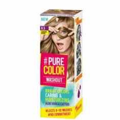 Vopsea de par temporara sub forma de gel hidratant, Pure Color Washout 8.5 Blond caramel, 60 ml