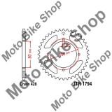 MBS Pinion spate 428 Z45, Cod Produs: JTR179445
