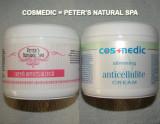 Crema ANTICELULITICA Cosmedic si Crema COLAGEN (Pachet)