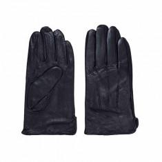 Manusi elegante piele naturala negre XL Anrud, ONORE