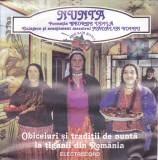 CD: Nunta - Obiceiuri si tradiții de nuntă la tiganii din România (Electrecord)