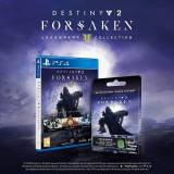 Destiny 2: The Forsaken Legendary Collection Limited Edition with Bonus Digital Content + Collectors Items PS4