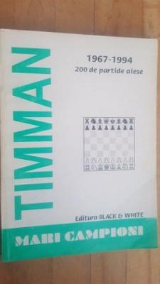 Mari campioni- Timman foto