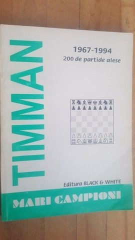 Mari campioni- Timman