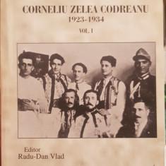 PROCESELE LUI CORNELIU ZELEA CODREANU 1923-34 VOL I 1999 MISCAREA LEGIONARA 256P