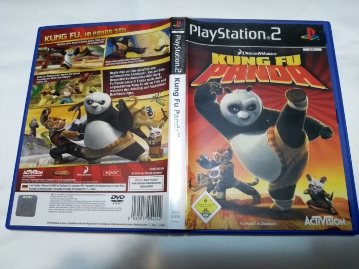 [PS2] Kung Fu Panda - joc original Playstation 2