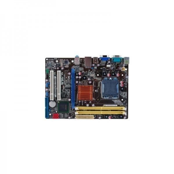 Kit PLaca de baza Asus p5kpl-am in/roem/si si procesor Dual Core E5500, soket 775, ddr2