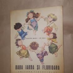 Baba Iarna si Florioaraan 165/ilustratii/61pag- Frantisek Hrubin
