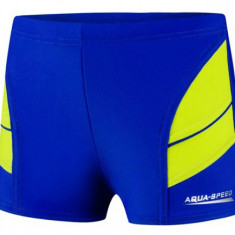 Andy Boxeri inot - baieti albastru-galben 104