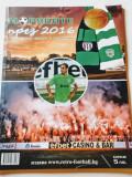 Album fotbal - PFK Cerno More Varna (sezonul 2016-2017)