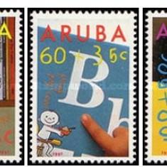 Aruba 1991 - Pentru copii, serie neuzata