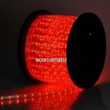 Furtun Luminos 100m 2600 LEDuri Lumina Rosie CL
