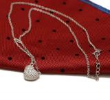 Cumpara ieftin Colier din argint -- HEART -- Arg88