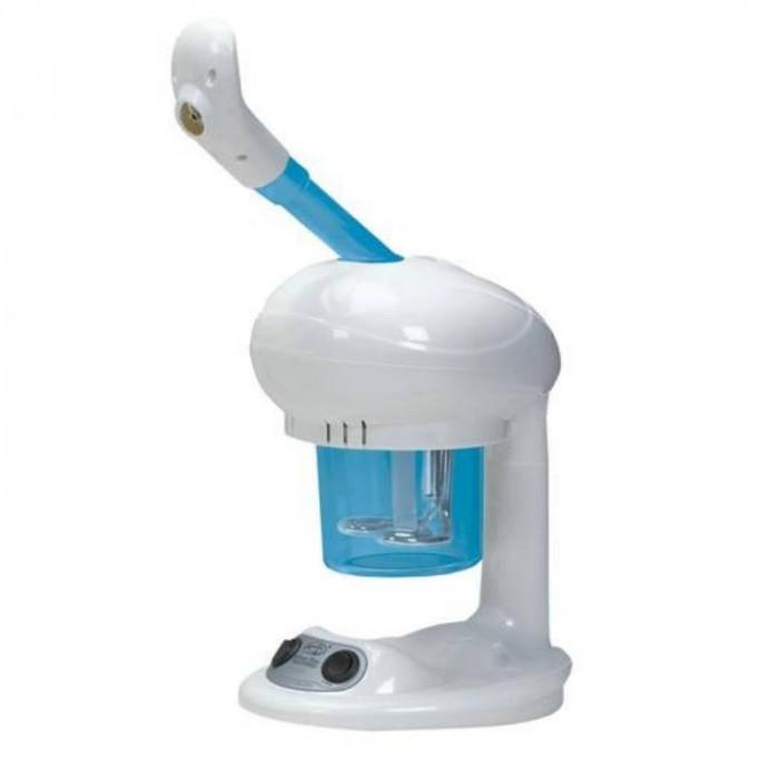 Vapozon cosmetic pentru tratament VM2, 300 W, Alb/Albastru