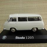 Macheta Skoda 1203 (1974) 1:43 Abrex