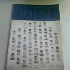 REVISTA BALKON NR.1/1999