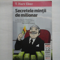 SECRETELE MINTII DE MILIONAR - T. HARV EKER