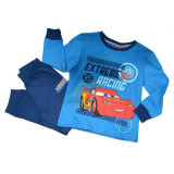 Pijama pentru baieti Cars Disney DISK-KPYJL45741A, Albastru