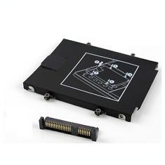 Caddy + conector HDD laptop Hp Elitebook 720 820 G1 820 G2 Sata