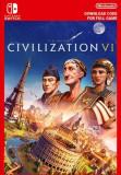 Sid Meier's Civilization VI (Nintendo Switch) eShop Key