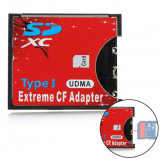Adaptor card SD SDHC SDXC la compact flash CF tip I