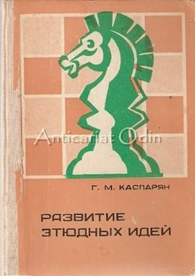 Idei De Dezvolare - G. M. Kasparian foto