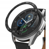 Rama ornamentala inox Ringke Samsung Galaxy Watch 3 (45mm) Black