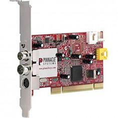 TV tuner analog second hand Pinnacle PCTV 310C DVB-T/Analog