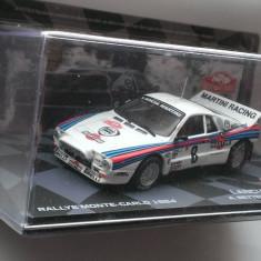 Macheta Lancia Rally 037 Martini #8 Raliu Monte Carlo 1984 - Altaya 1/43