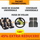 Pachet Promotional Huse Scaune & Husa Volan & Covorase PP3
