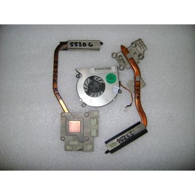 Radiator si ventilator Laptop Acer Aspire 5520G foto