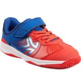 Încălţăminte Tenis TS160 Roșu-Albastru Copii, Artengo