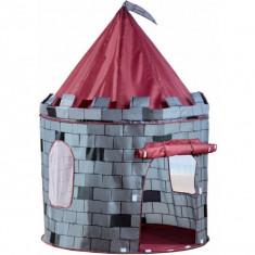 Cort de joaca Carero Castelul micului cavaler WY 1001B, Multicolor