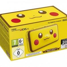Consola New Nintendo 2DS XL Pikachu Edition
