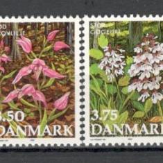 Danemarca.1990 Flori  MD.472